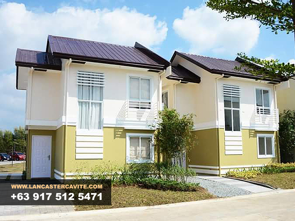 candice house model in lancaster new city cavite