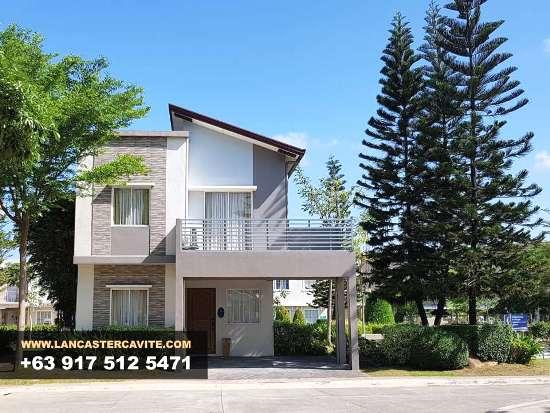 Chessa House Model In Lancaster New City Cavite House For Sale
