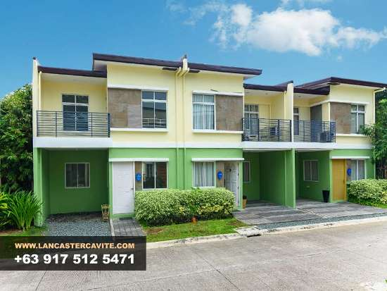 adelle house model in lancaster new city cavite house for sale rh lancastercavite com
