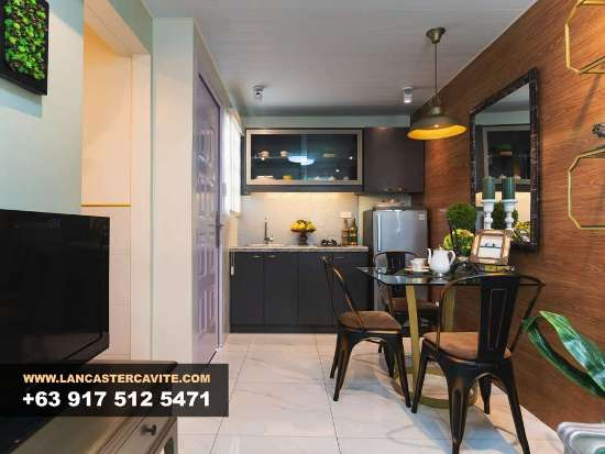 Emma House Model In Lancaster New City Cavite House For Sale