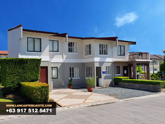 Alice House Model In Lancaster New City Cavite House For Sale Cavite Philippines
